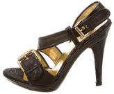 Just Cavalli Multistrap Platform Sandals