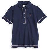 Diesel Boy's Pique Polo Shirt