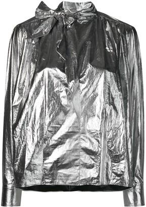 Isabel Marant Metallic-Style Sports Jacket