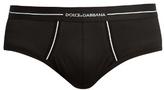 Dolce & Gabbana Brando Cotton-jersey Briefs