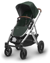 UPPAbaby VISTATM Toddler Stroller w/ Leather Trim, Austin Hunter Green