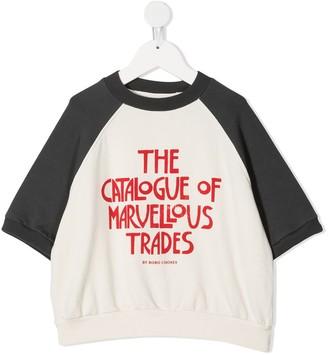 Bobo Choses Catalogue Of Marvellous Trades sweatshirt