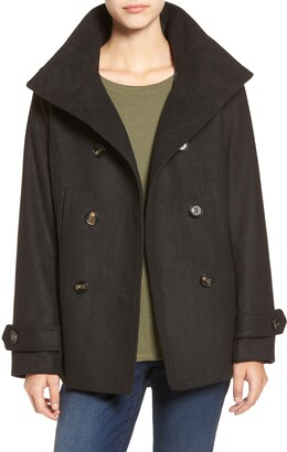 Thread & Supply Double Breasted Peacoat