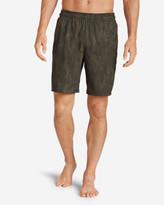 Eddie Bauer Men's Meridian Unlined Shorts - Patterned