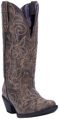 Laredo Womens Vanessa Block Heel Cowboy Boots