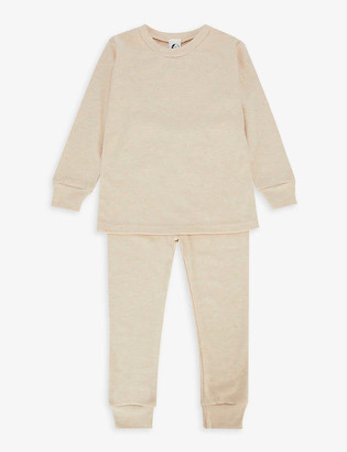 Sleepy Doe Confetti organic cotton pyjama set 1-8 years