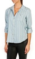 Paige Women's Trista Denim Shirt