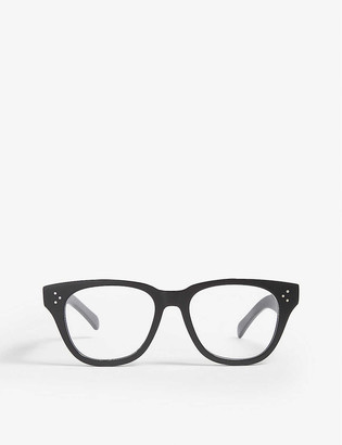 Celine Cl4084ls square-frame optical glasses