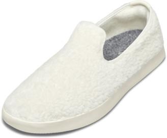 Allbirds Women's Wool Lounger Fluffs - Natural White (Cream Sole)