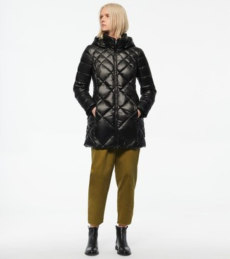 Marc New York   Final Sale Claremont Synthetic Down Diamond Quilt Puffer