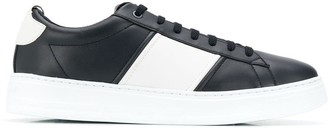 Emporio Armani Travel Essential low-top sneakers