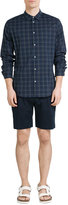 Marc by Marc Jacobs Plaid Cotton Button-Down