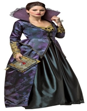 BuySeasons BuySeason Women's Once Upon a Time Evil Queen Deluxe Costume