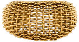 Chanel Large Woven Cuff