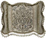 Sweet Dreams Delany Pieced King Sham with Scallop Edge