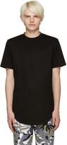 Pyer Moss Black Zipper T-Shirt