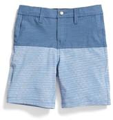 Volcom Toddler Boy's Colorblock Hybrid Shorts