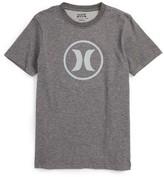 Hurley Boy's Icon Dri-Fit T-Shirt