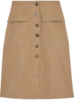 Acne Studios Irene Cotton-twill Skirt