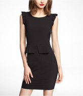 Express Peplum Sheath Dress