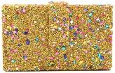 Simitri Gold Candy Crystal Clutch