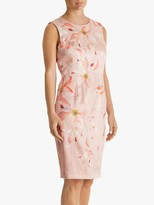 Fenn Wright Manson Petite Danette Dress, Pink