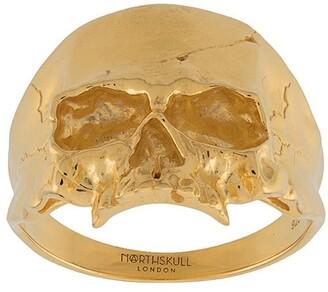 Northskull Medius Skull ring