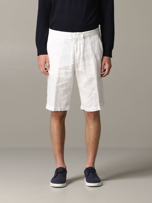 Ermenegildo Zegna Short Bermuda Shorts Men
