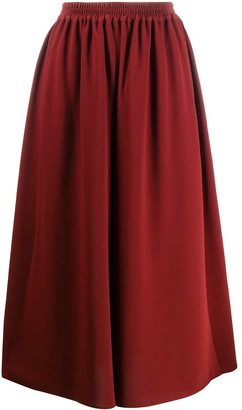 See by Chloe Full Midi Skirt
