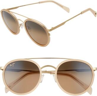 Maui Jim Even Keel 51mm PolarizedPlus2 Sunglasses