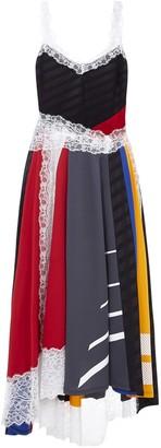 Koché Koshe Midi Dress