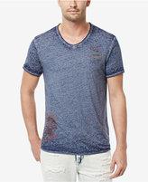 Buffalo David Bitton Men's Cotton Graphic-Print T-Shirt