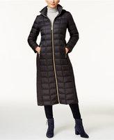 MICHAEL Michael Kors Packable Down Maxi Puffer Coat
