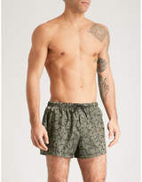 Versace Baroque swim shorts