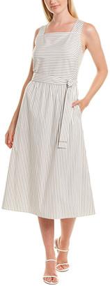 Lafayette 148 New York Armilla A-Line Dress