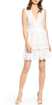 Endless Rose Sleeveless Lace Dress