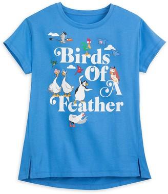 Disney Birds of a Feather T-Shirt for Women