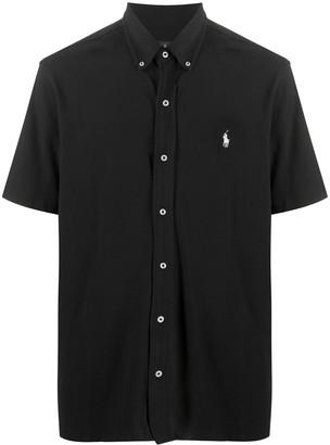 Polo Ralph Lauren Button-Collar Polo Shirt
