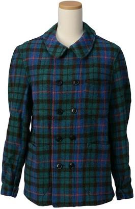 Comme des Garcons Multicolour Wool Jackets