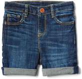 Gap Stretch midi shorts