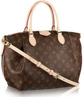 Louis Vuitton Turenne MM Monogram M48814 Handbag Should Bag Tote