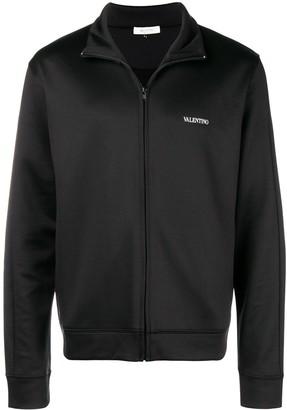Valentino Zip Front Sports Jacket