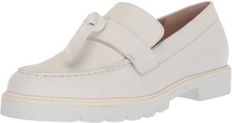 Stuart Weitzman Women's Tassel Loafer Flat