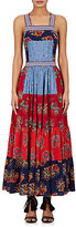 Ulla Johnson Women's Lune Cotton-Linen Maxi Dress