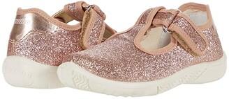 Naturino Ostuni AW20 (Toddler/Little Kid) (Rose Gold Glitter) Girl's Shoes