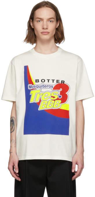 Off-White Botter Mosquiteros T-Shirt