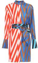 Diane von Furstenberg Robe en soie im