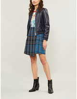 Claudie Pierlot Caipi leather jacket