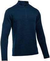 Under Armour Men's Striped Quarter-Zip Sweater