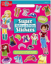 Asstd National Brand Super Fashion-A-Belles Stickers Activity Book